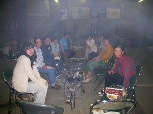25女子会BBQ 002